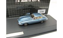 JAGUAR E-type SII Coupe 1970 Blue Metallic, масштабная модель, 1:43, 1/43, Matrix