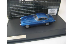JAGUAR XK120 Ghia Supersonic 1954 Blue metallic, масштабная модель, Matrix, scale43