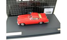 Jaguar XK140 Ghia 2-Door coupe 1955 red, масштабная модель, scale43, Matrix