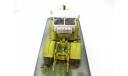Кировец К-701 (белый-желтый) со следами эксплуатации, масштабная модель, 1:43, 1/43, Start Scale Models (SSM)