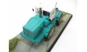 Кировец К-701 (белый/светло-зеленый) со следами эксплуатации, масштабная модель, scale43, Start Scale Models (SSM)