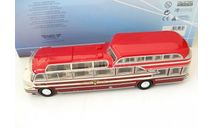 Krupp SW O 480 1951 red/white, масштабная модель, 1:43, 1/43, Neo Scale Models