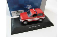 LADA 2121 Niva Feuerwehr, масштабная модель, 1:43, 1/43, CARS&CO, ВАЗ
