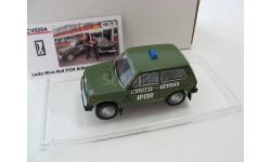 Lada Niiva 4x4 IFOR British Military Police