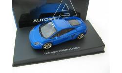Lamborghini Gallardo LP560-4 (blue), масштабная модель, 1:43, 1/43, Autoart