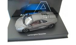 Lamborghini Reventon (grey) RARE!, масштабная модель, Autoart, scale43