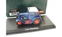 Lanz Eilbulldog blue Редкий Шуко!, масштабная модель, scale43, SCHUCO