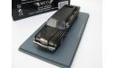 LINCOLN Towncar Formal Limousine Stretch 1985 Black, масштабная модель, 1:43, 1/43, Neo Scale Models