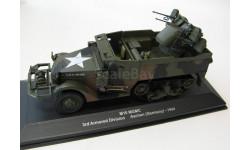 M16 MGMC 3rd Armored Division Aachen Германия 1944