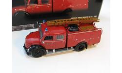 Magirus-Deutz Merkur TLF 16 Fire department Ulm 1959 г.