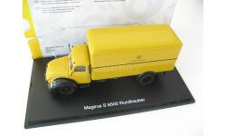 Magirus S 6500 Rundhauber 'Deutsche Post' Редкий Шуко!, масштабная модель, 1:43, 1/43, Schuco