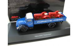 Magirus S6500 'Porsche-Diesel', масштабная модель, 1:43, 1/43, Schuco