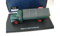 Magirus S6500 Rundhauber Редкий Шуко!!!, масштабная модель, Schuco, scale43