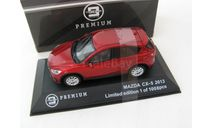 Mazda CX-5 2013 red metallic, масштабная модель, TRIPLE 9 (PREMIUM X), scale43
