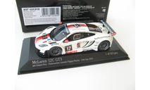 McLaren 12C GT3 #12 Art Grand Prix 24h Spa 2012 г., масштабная модель, scale43, Minichamps