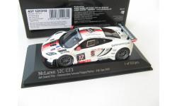 McLaren 12C GT3 #12 Art Grand Prix 24h Spa 2012 г., масштабная модель, 1:43, 1/43, Minichamps