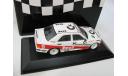 Mercedes-Benz 190E 2.3-16 #9 DTM 1986 г., масштабная модель, 1:43, 1/43, Minichamps