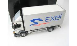Mercedes-Benz Atego 'Exel Logistics'