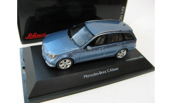 Mercedes-Benz C-class T-model Blue 2011 г. Редкий Шуко!
