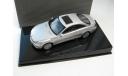 Mercedes-Benz CL (silver), масштабная модель, scale43, Autoart