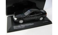 Mercedes-Benz CLK-Class (C209) black metallic 2001 г.