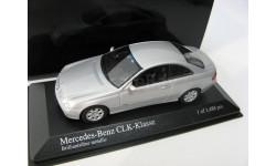 Mercedes-Benz CLK-Class (C209) silver 2001 г.