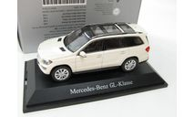 Mercedes-Benz GL-Class diamond white, масштабная модель, scale43, Norev