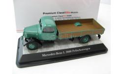Mercedes-Benz L3000 бортовой грузовик 1938 Green/Black SALE!, масштабная модель, 1:43, 1/43, Premium Classixxs