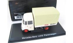 Mercedes-Benz L319 'Fulda' Редкий Шуко!!!