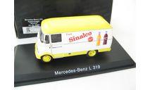 Mercedes-Benz L319 фургон 'Sinalco' Редкий Шуко!, масштабная модель, 1:43, 1/43, Schuco
