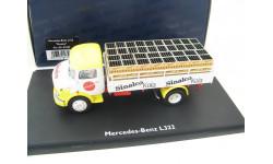 Mercedes-Benz L322 'Sinalco' Редкий Шуко!, масштабная модель, 1:43, 1/43, Schuco