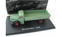 Mercedes-Benz L6600 Pritschenwagen Green. Редкий Шуко!, масштабная модель, scale43, Schuco