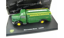 Mercedes-Benz L6600 Tankwagen 'BP'. Редкий Шуко!