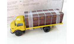 Mercedes-Benz L911 Container transporter German post RARE!
