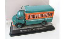 Mercedes-Benz L911 Jägermeister green/orange, масштабная модель, scale43, Premium Classixxs