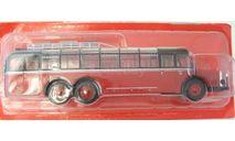 Mercedes-Benz O10000 1939 red/black, масштабная модель, 1:43, 1/43, Altaya