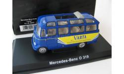 Mercedes-Benz O319 bus 'Varta' Редкий Шуко!