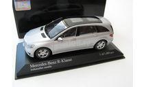 Mercedes-Benz R-Class 2010 iridium silver, масштабная модель, scale43, Minichamps