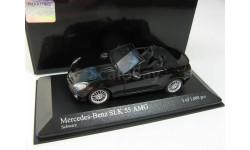 MERCEDES-BENZ SLK 55 AMG (R171) 2008 BLACK