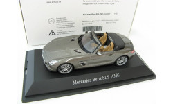 Mercedes-Benz SLS AMG Roadster monza gray SALE!