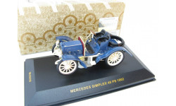 MERCEDES SIMPLEX 40 PS Blue 1902 г. SALE!