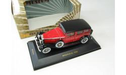 MINERVA AL Bordeaux and Black 1930 г. SALE!, масштабная модель, 1:43, 1/43, IXO Museum (серия MUS)