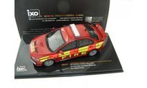Mitsubishi Lancer Evo X  Fire department 2011 г. SALE!, масштабная модель, 1:43, 1/43, IXO Road (серии MOC, CLC)
