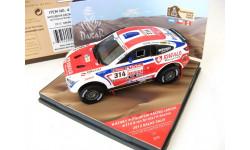 Mitsubishi Racing Lancer No.314, Dakar Rally 2012 B.ten Brinke/M.Baumet, масштабная модель, Vitesse, scale43