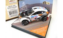 Mitsubishi Racing Lancer No.320, Dakar Rally 2011 E.Loon/H.Scholtalbers, масштабная модель, Vitesse, scale43