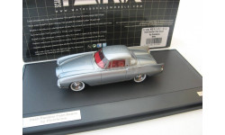Nash Rambler Palm Beach by Pininfarina silver, масштабная модель, 1:43, 1/43, Matrix