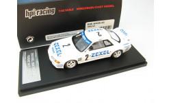 Nissan Skyline GT-R #2 N1 Zexel, T.Kinoshita / E.Yamada 1992 г., масштабная модель, 1:43, 1/43, HPI