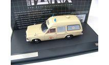 Opel Admiral B Karosserie Miessen Ambulance 1970 Cream SALE!, масштабная модель, 1:43, 1/43, Matrix