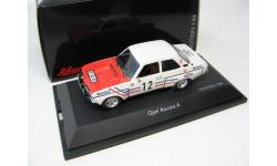 Opel Ascona A No.12 Rallye 'Greder Racing' Редкий Шуко!, масштабная модель, 1:43, 1/43, SCHUCO