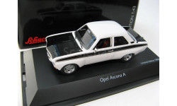 OPEL Ascona A Sport 1970 г. Редкий Шуко!, масштабная модель, 1:43, 1/43, SCHUCO